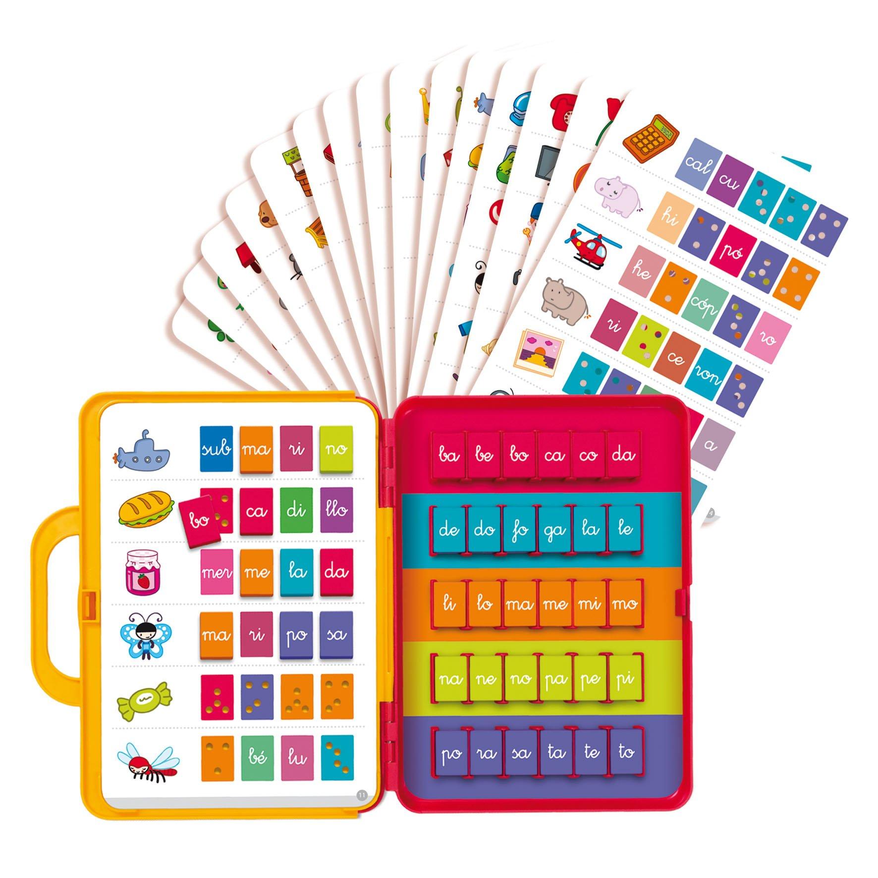 Diset 63747 - Yo Aprendo Las Sílabas product image