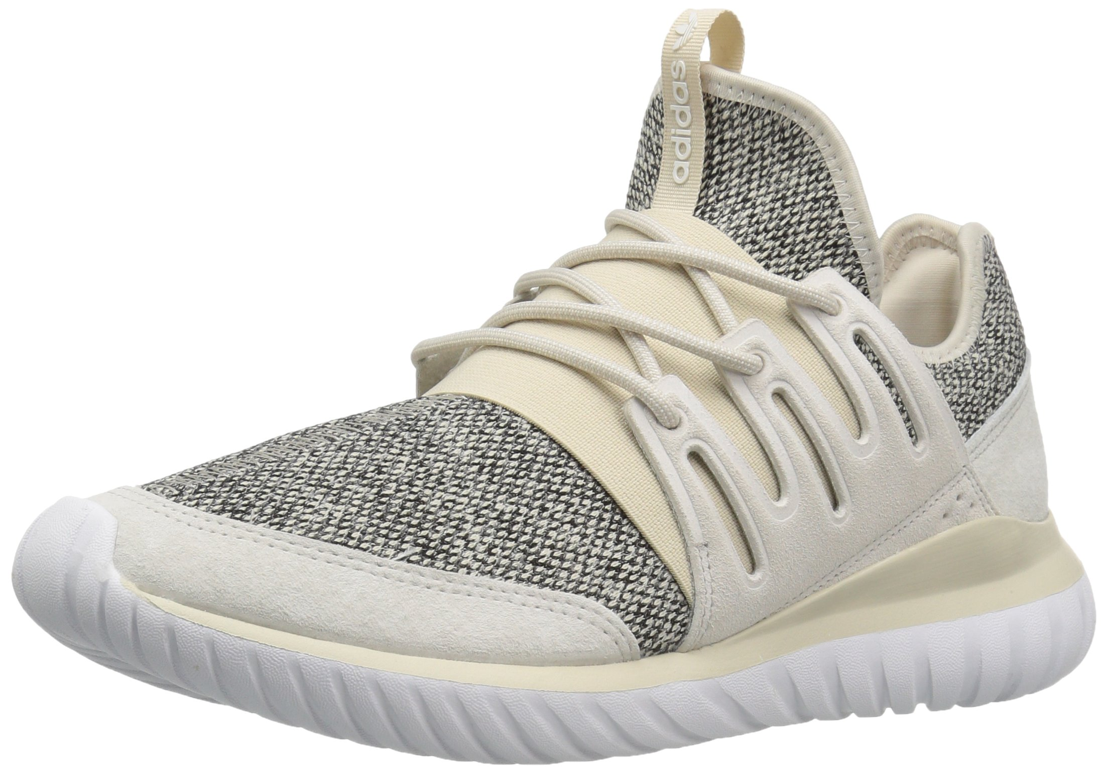 the latest b3bce 94991 Galleon - Adidas Originals Men s Tubular Radial Fashion Running Shoe,  Clear Brown Collegiate Silver Black, (10 M US)