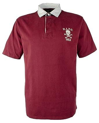 Polo Ralph Lauren para Hombre R.L.F.C. 1923 - Camiseta de Rugby ...