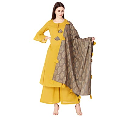 4993a2e5825 Ortange ReadyMade Women s Cotton Kurta