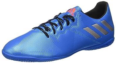new styles 853c4 eb0e8 adidas Herren Messi 16.4 in Fußball-Trainingsschuhe, Blau (shock Blue matte  Silver