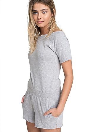eeb8be7b764f Ardene Women s - Rompers   Jumpsuits - Off Shoulder Sweats Romper Extra  Small -(8A