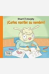 Carlos escribe su nombre (I See I Learn nº 24) (Spanish Edition) Kindle Edition