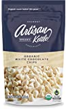 Artisan Kettle Organic Chips, White Chocolate, 10 Ounce (Pack of 6)