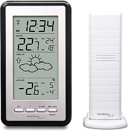 Technoline WS-9130- Digital Weather Station - German Quality
