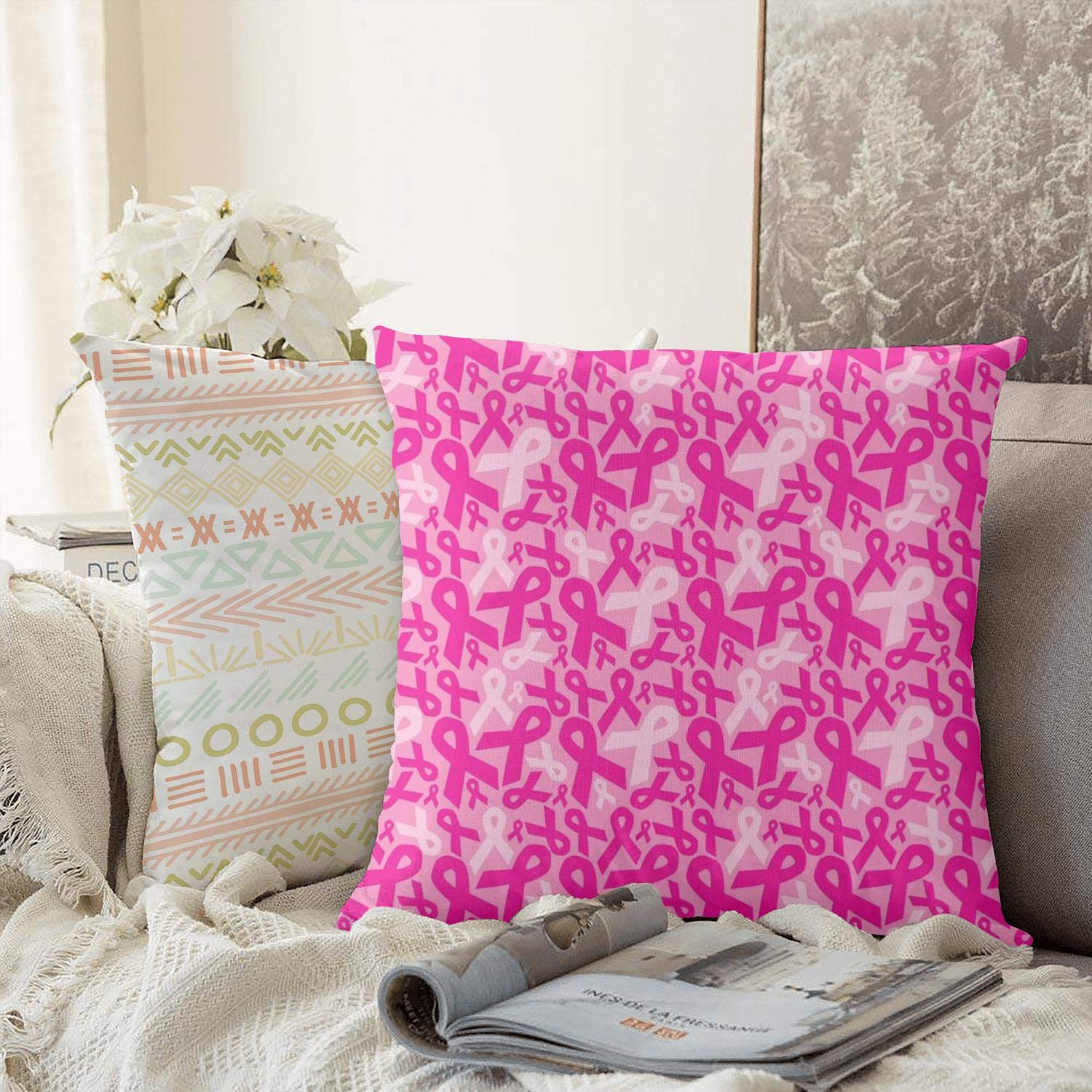Amazon.com: NAIT.1 HOME Throw Pillow Covers 18