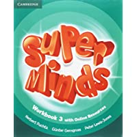 Super Minds Level 3 Workbook Pack with Grammar Booklet - 9781108411219