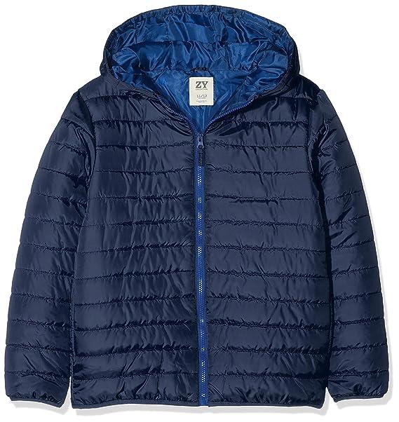 Zippy Parka, Abrigo para Niños, Azul (Dress Blue 19-4024 TC)