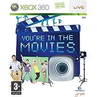 You're In The Movies - Includes Xbox LIVE Vision Camera (Xbox 360) [Importación inglesa]