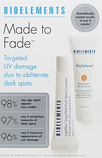 BioElements  Made To Fade Kit Neocell Laboratories Collagen+C Liposome Anti-Aging, Serum - 1 Oz, 3 Pack