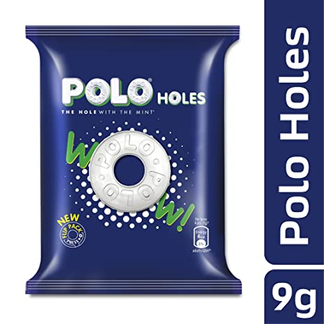 f441841ff Polo Holes The Hole with The Mint, 9g: Amazon.in