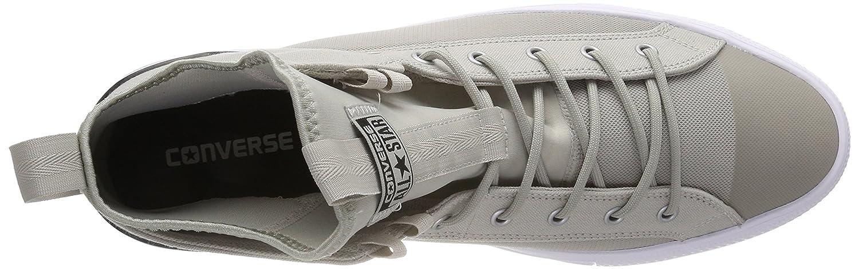 Converse Unisex-Erwachsene CTAS Ultra Mid Pale Pale Pale grau schwarz Weiß Hohe Turnschuhe b09b2b
