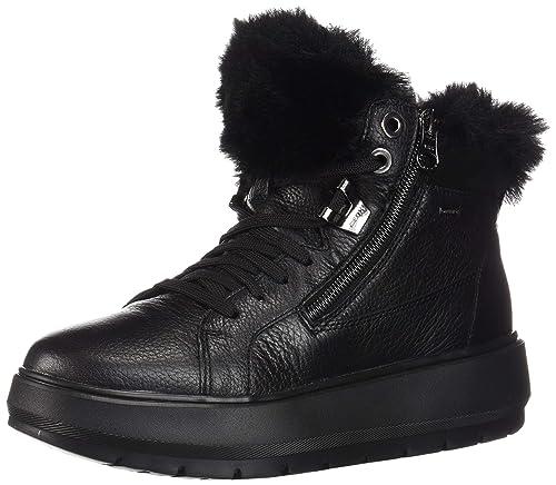 B Collo Sneaker D Alto A D Donna Kaula Abx Geox 1x6p6v