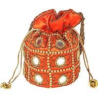 Vinod Handicrafts Handmade Designer Rajasthani Potli Bag For Women