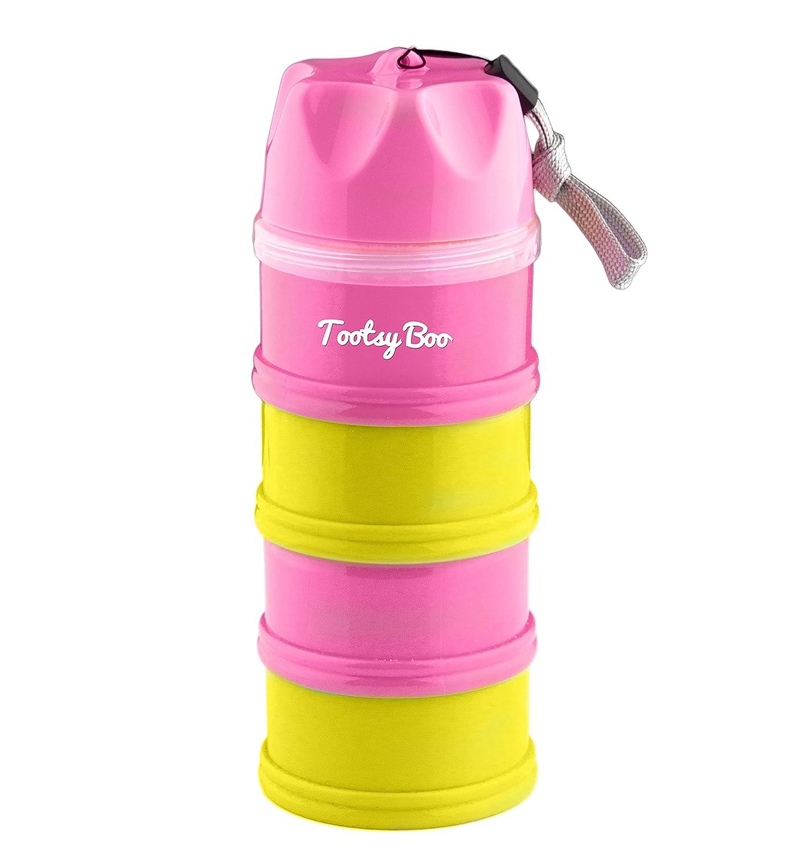 Tootsy Boo dispensador de fórmula de leche en polvo y el ...