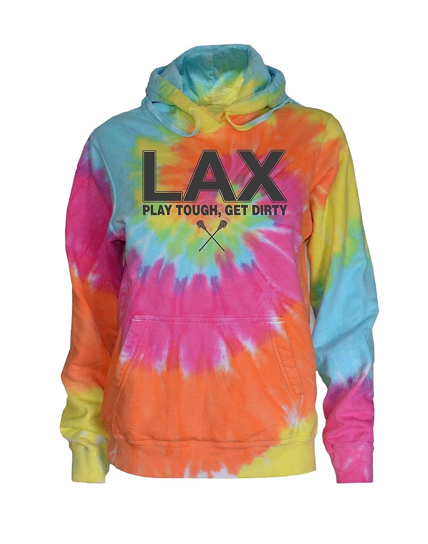 ラクロスTie Dye Sweatshirt