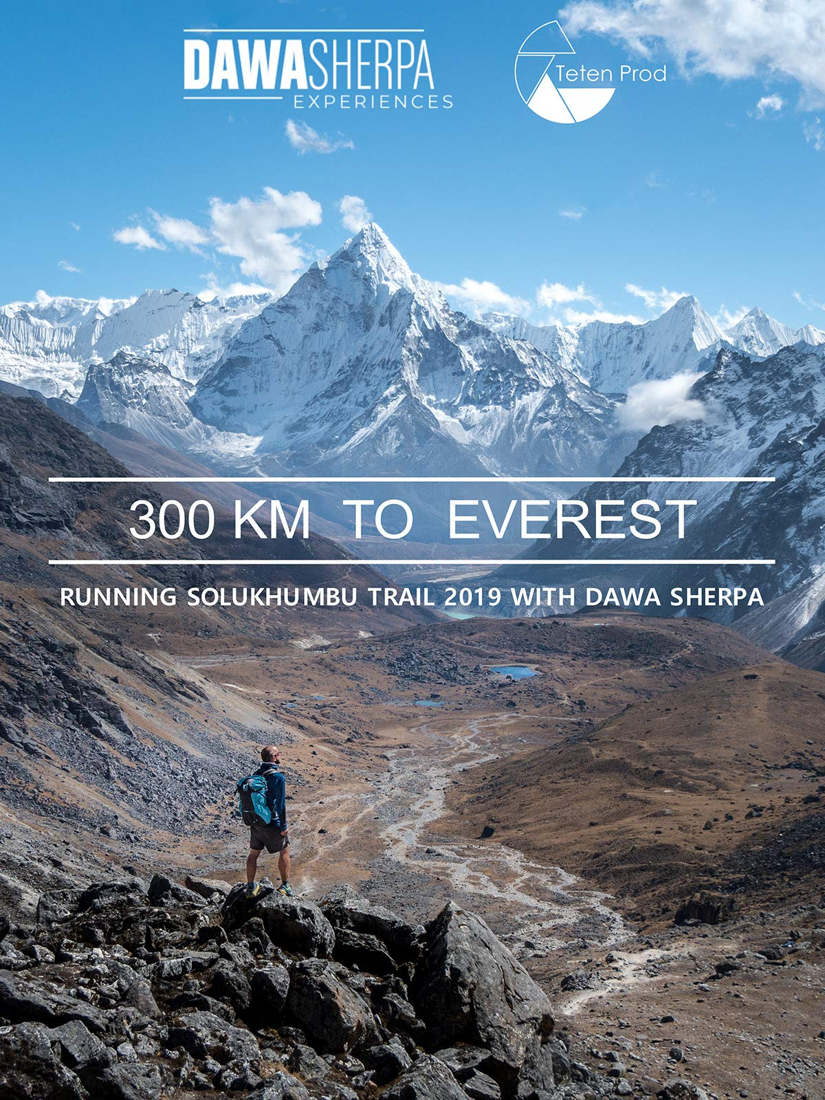 300 km to Everest on Amazon Prime Video UK