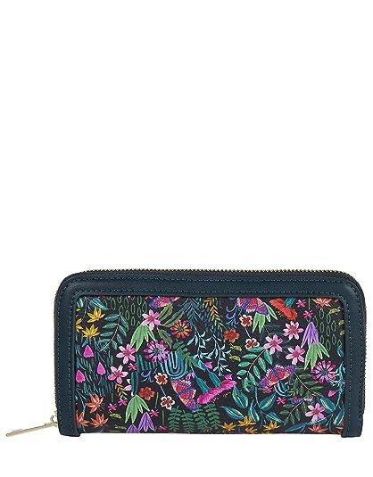 Accessorize - Cartera para mujer , color multicolor, talla Einheitsgröße: Amazon.es: Zapatos y complementos
