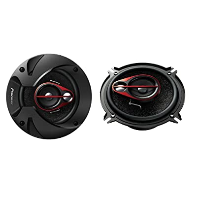 Pioneer TS-R1350S Speakers 5-1/4 250Watts: Car Electronics