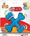 "Nylabone Dura Chew ""X"" Bone Beef Flavored Dog Chew Toy"
