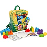 Amloid Crayola KidsatWork Learn n Play Backpack (50 Piece)