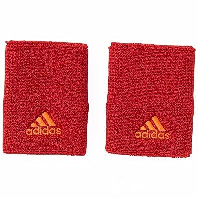 adidas Ten WB L - Muñequera unisex, color rojo/naranja, talla OSFM: Amazon.es: Zapatos y complementos