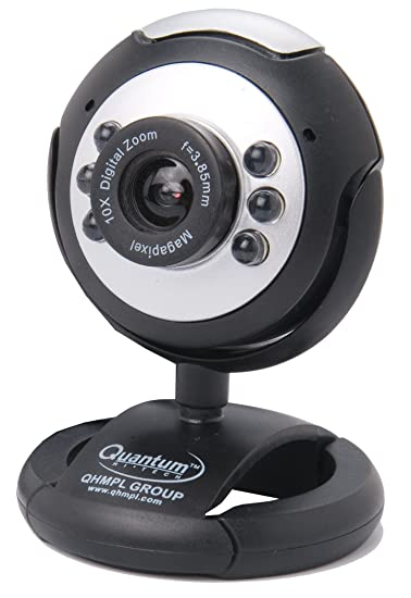Amazon.in: Buy Quantum QHM495LM 25MP Web Camera Online at Low ...
