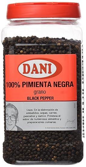 Dani Pimienta Negra Grano - 850 gr