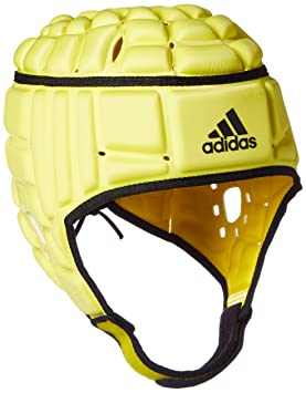 Adidas Rugby Headguard – Protector de Cabeza, para Hombre, Hombre, Color Byello/