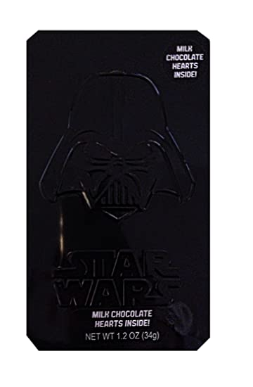 Image result for Darth vader candy box tin