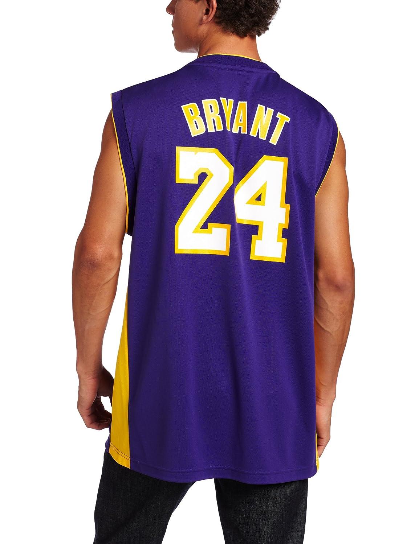 74d8650dc adidas Men s NBA Replica Basketball Jersey Kobe Bryant Multi-Coloured multi-coloured  Size XL  Amazon.co.uk  Sports   Outdoors
