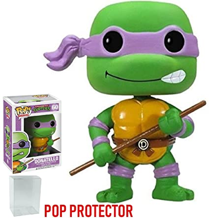 Amazon.com: Funko Pop. Animación: TMNT Teenage Mutant Ninja ...