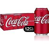 Coca-Cola Soda Soft Drink, 12 fl oz, 12 Pack