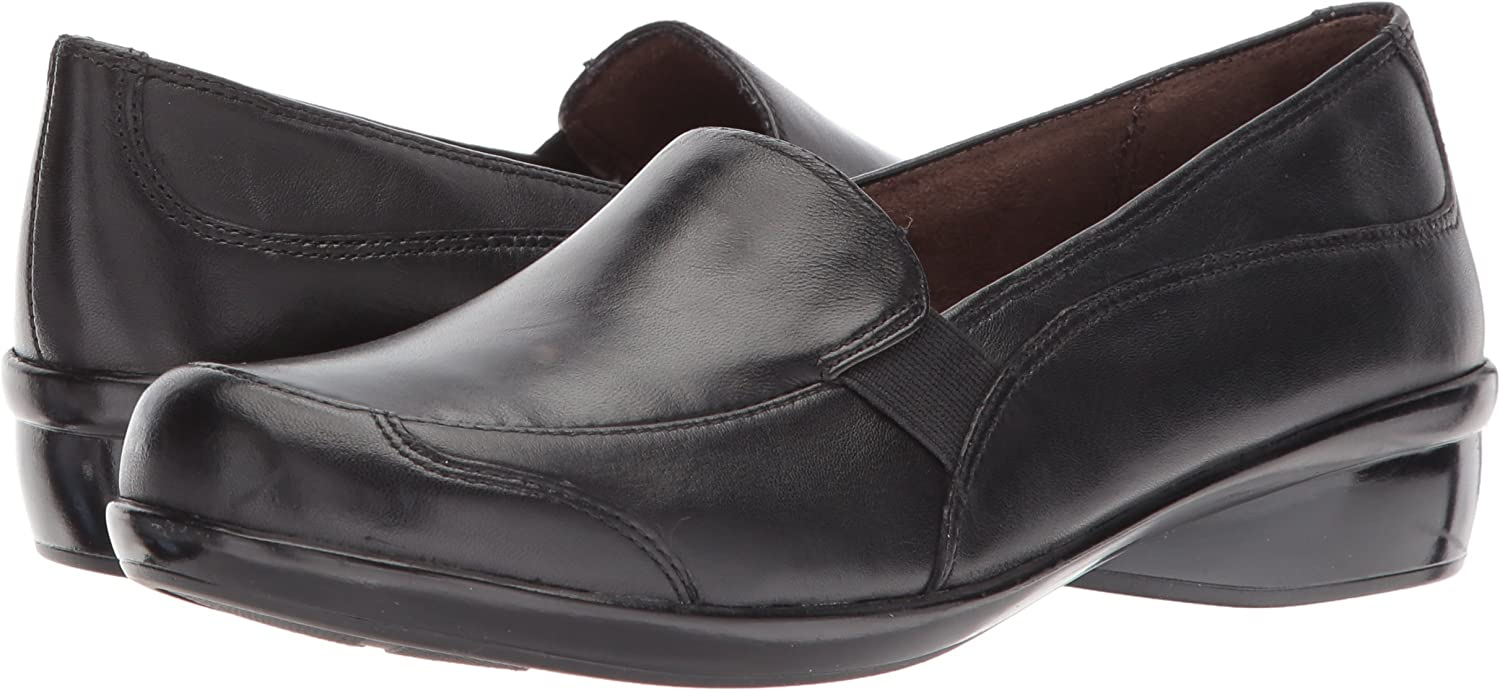 Natural Soul Womens Carryon Loafer Flat