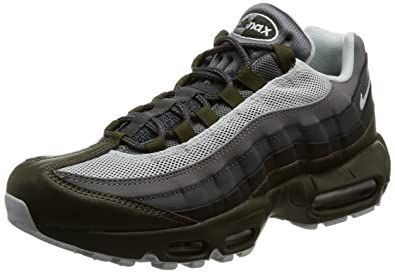 fc7bb304f6 Nike Air Max 95 Essential, Men's Trainers: Amazon.co.uk: Shoes & Bags
