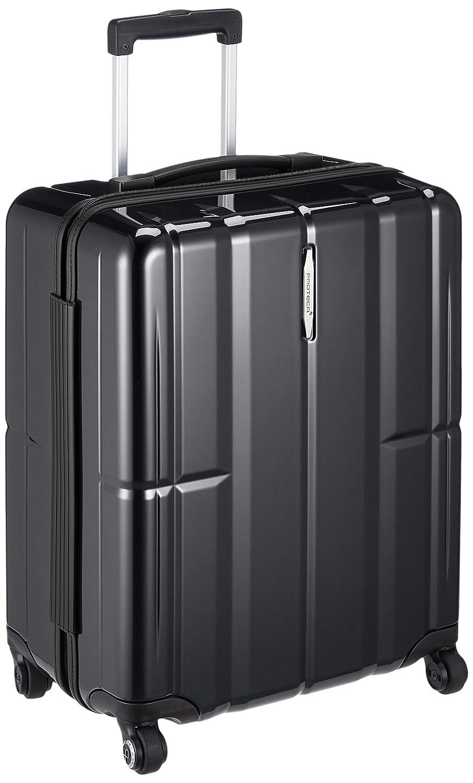 [プロテカ] スーツケース 日本製 マックスパスH 機内持込可40L 46cm 2.6kg 02681 B0773FKMWNガンメタリック