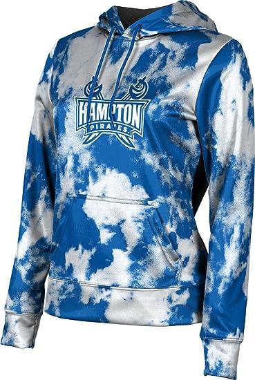 Hampton University Women's Pullover Hoodie, School Spirit