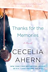 Thanks for the Memories: A Novel Kindle Edition