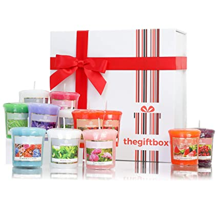 Scented Candle Gift Set Relax And Aromatherapy For Women Gifts
