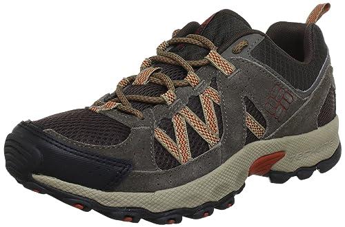 Columbia DAYBREAKER Daybreaker-M - Zapatillas de montaña para hombre, color marrón, talla 41.5: Amazon.es: Zapatos y complementos