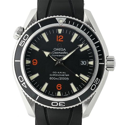 Omega Seamaster automatic-self-wind Mens Reloj (Certificado) de segunda mano: Omega: Amazon.es: Relojes