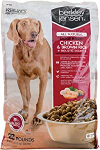 Berkley Jensen 28 Lb Chicken And Brown Rice Holistic Recipe For Dogs, Large