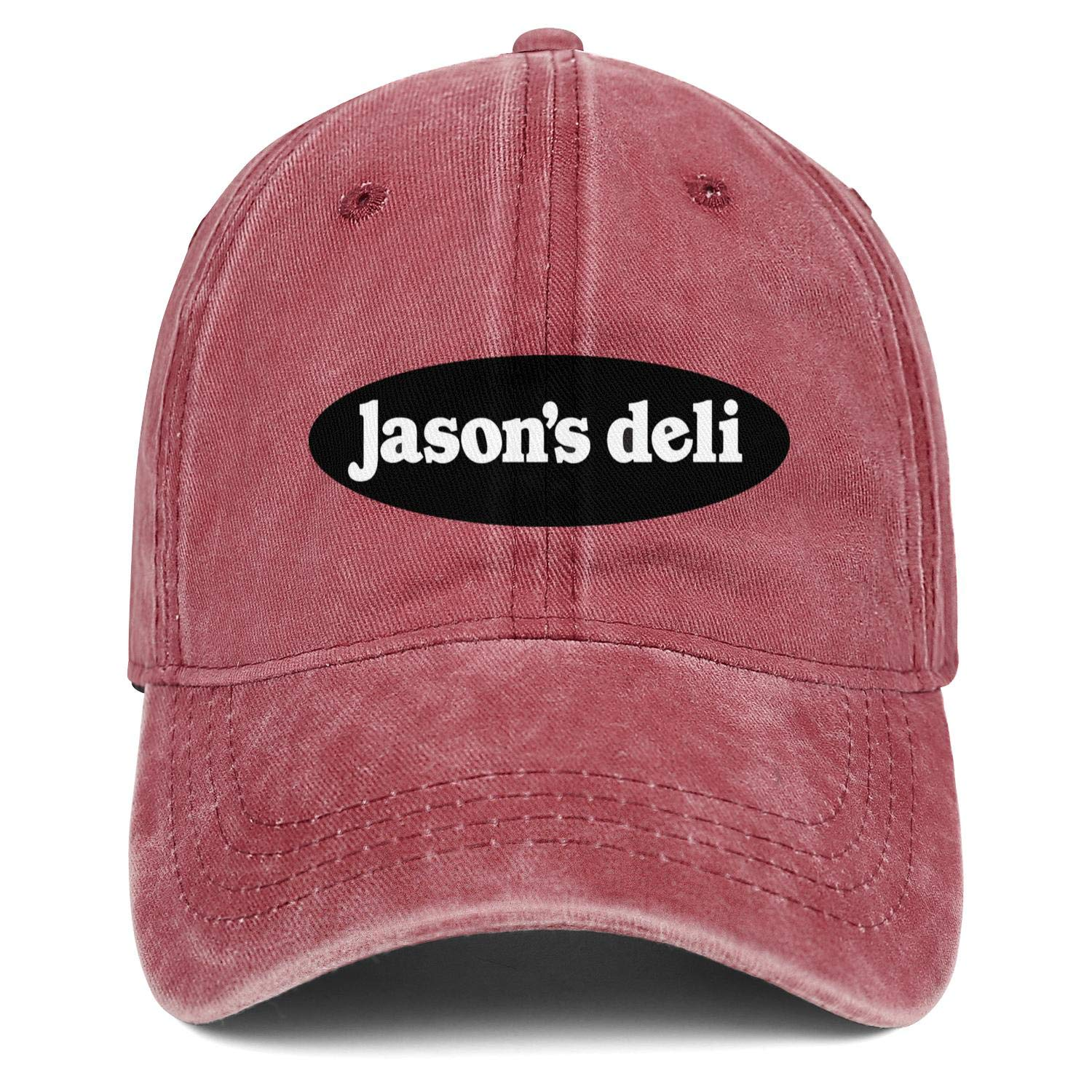 WintyHC Jasons Deli Logo Cowboy Hat Bucket Hat Adjustable Fits Baseball Cap