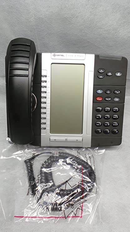 Mitel Networks 5330 IP Phone VoIP Phone - SIP, MiNet (71948D) Category: