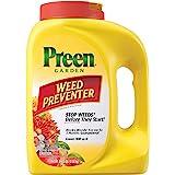 Preen 2464110 Garden Weed Preventer, 5.625 lb. Covers 900 sq. ft