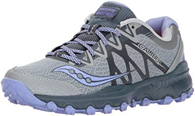 amazon com saucony women s grid caliber tr trail runner shoe