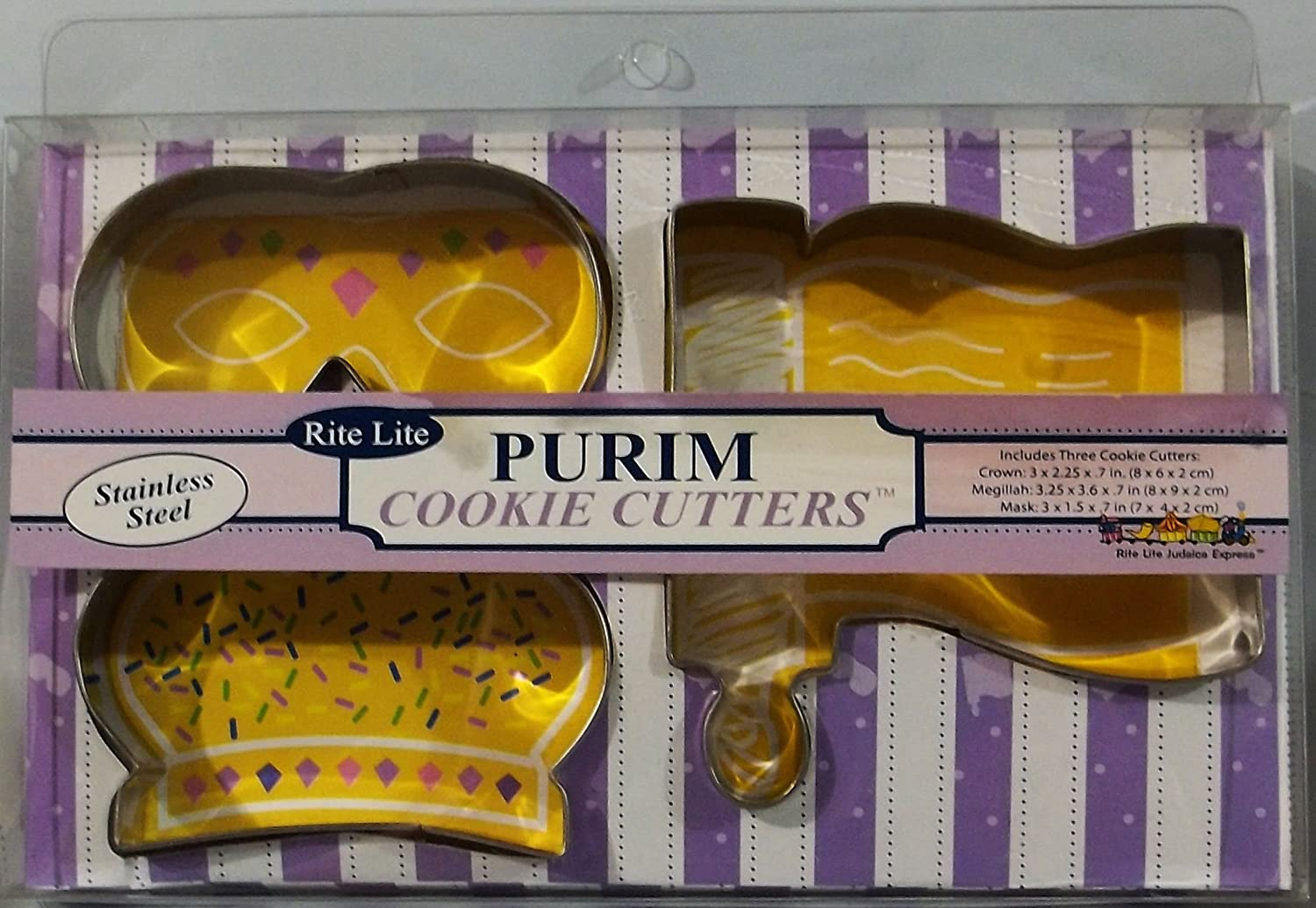 purim cookie cutters co uk kitchen home
