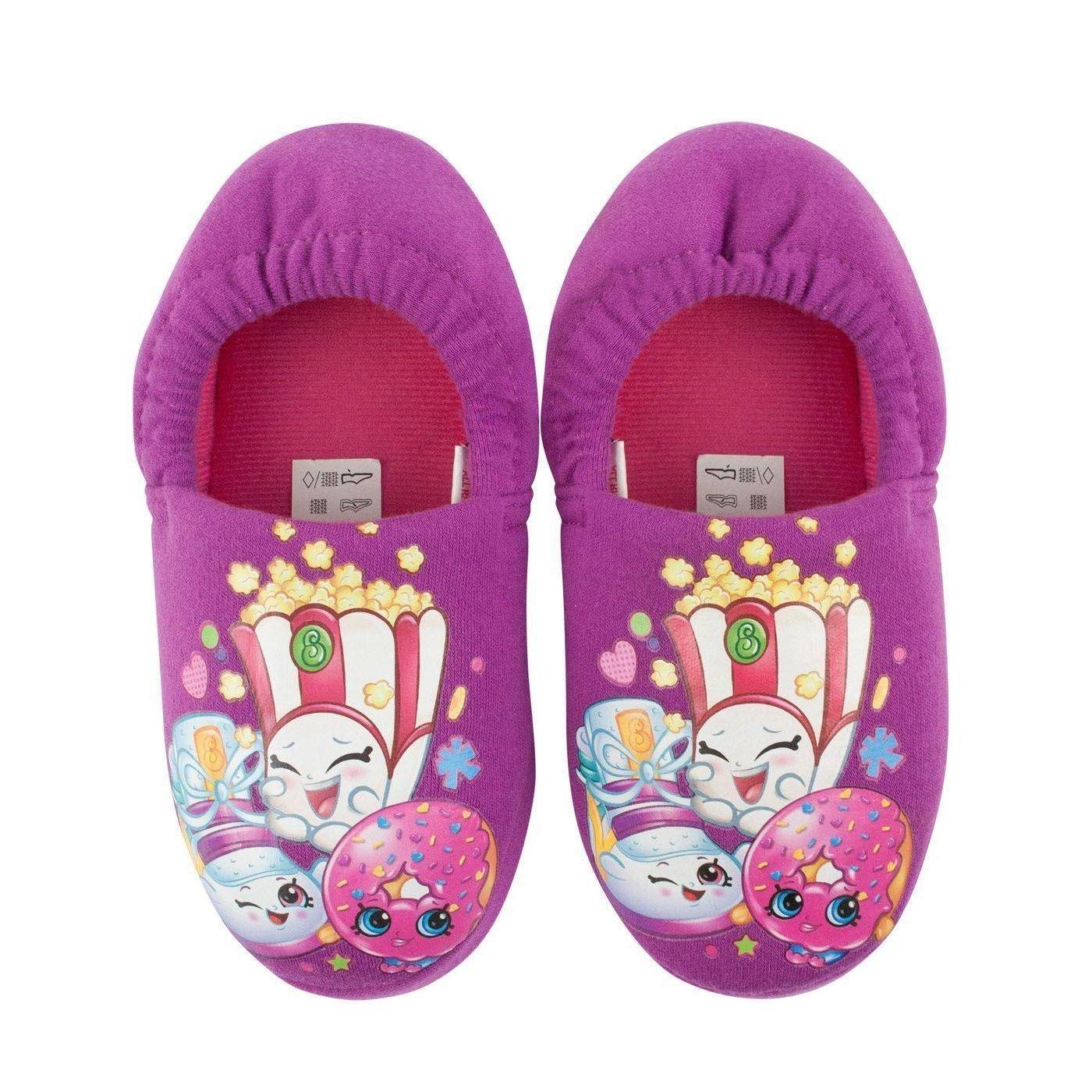 Shopkins Girl's Slippers (9 UK Kids) William Lamb UTNS4688_9