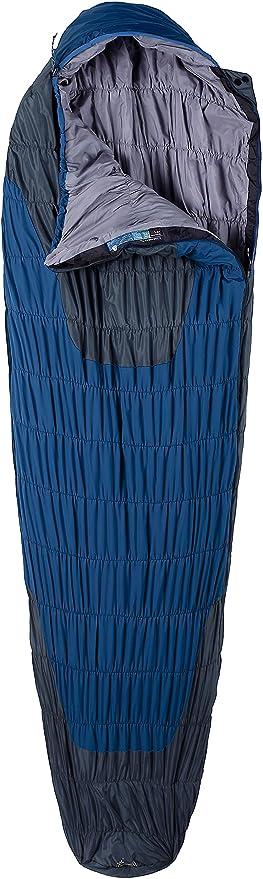 Deuter Exosphere +2° - L Saco de Dormir, Unisex Adulto, Azul (Cobalt/Steel), Única: Amazon.es: Deportes y aire libre