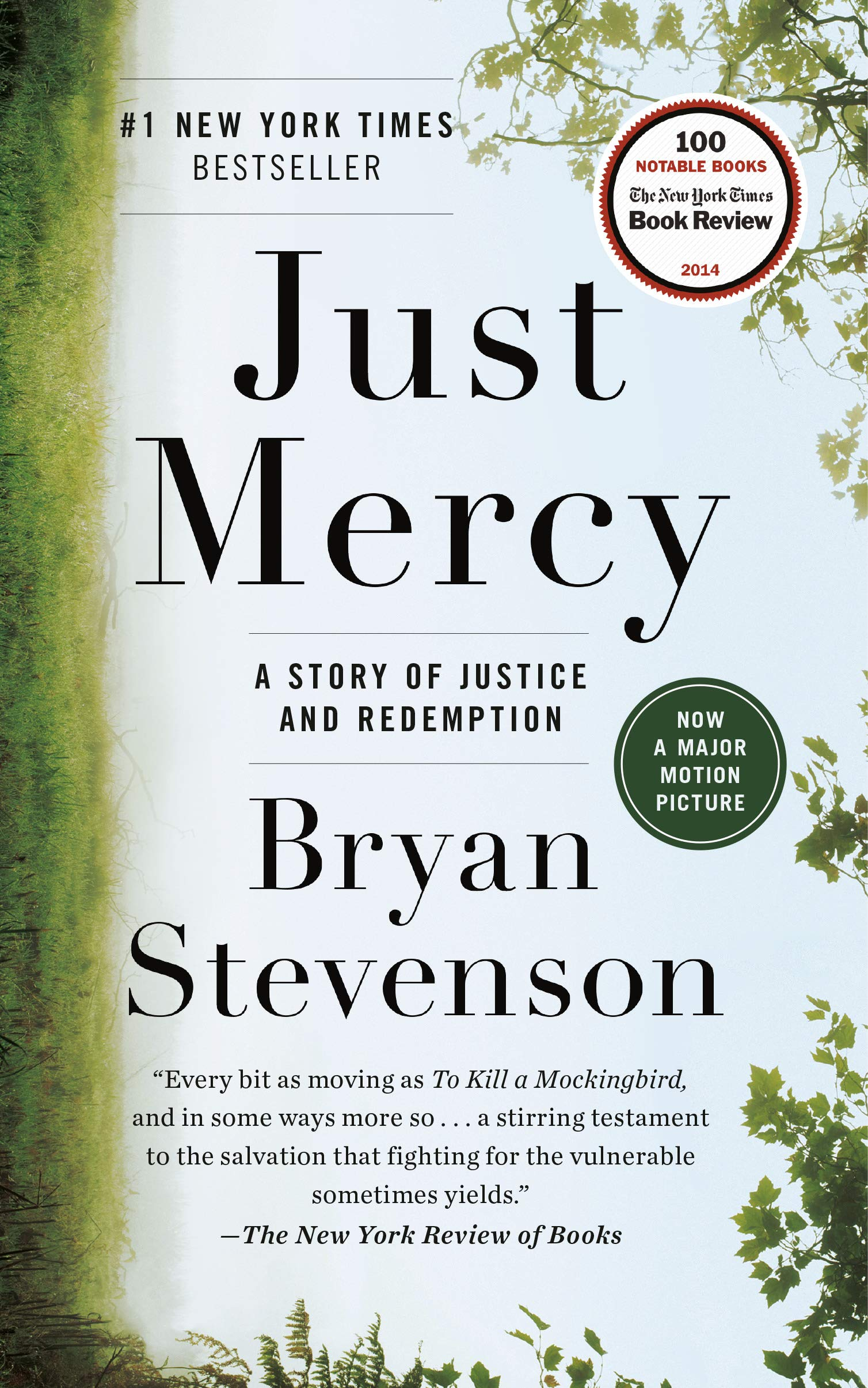 Just Mercy: A Story of Justice and Redemption: Stevenson, Bryan: 9780812984965: Books - Amazon.ca